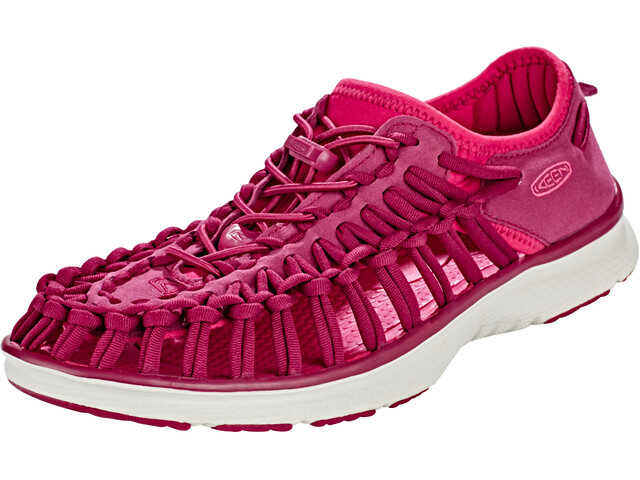 Keen Uneek O2 Chaussures Femme, anemone/bright rose